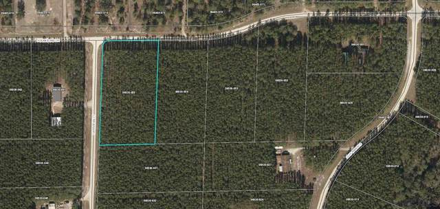000 No Address Assigned, Perry, FL 32347 (MLS #269764) :: NextHome At The Beach II
