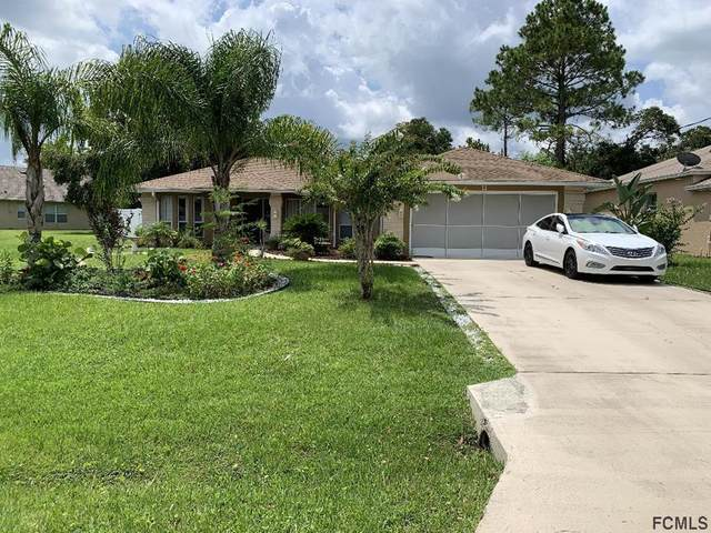 11 Panorama Drive, Palm Coast, FL 32164 (MLS #269778) :: Memory Hopkins Real Estate