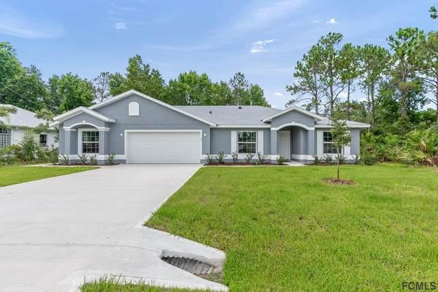 35 Persimmon Drive, Palm Coast, FL 32164 (MLS #269780) :: Memory Hopkins Real Estate