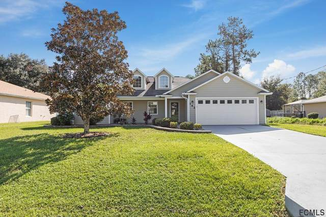 142 Bridgehaven Drive, Palm Coast, FL 32137 (MLS #269786) :: Memory Hopkins Real Estate