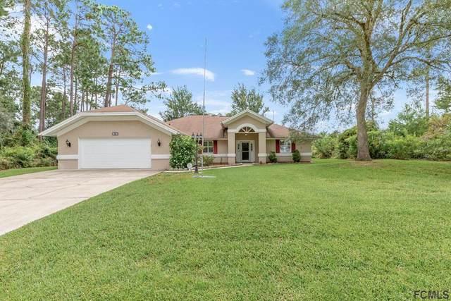 86 Fellowship Drive, Palm Coast, FL 32137 (MLS #269802) :: Endless Summer Realty