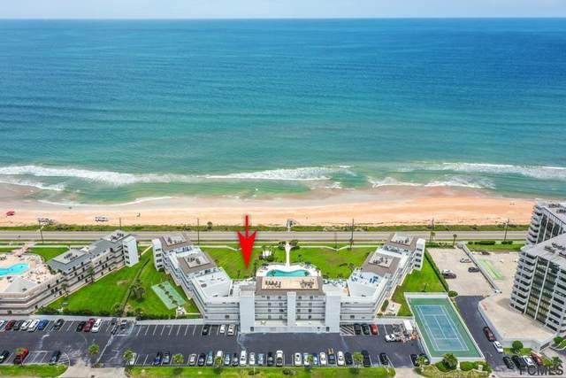3510 S Ocean Shore Blvd #404, Flagler Beach, FL 32136 (MLS #269857) :: Olde Florida Realty Group