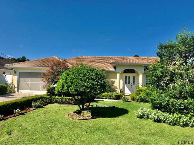 10 Piccadilly Place, Palm Coast, FL 32164 (MLS #269864) :: NextHome At The Beach II