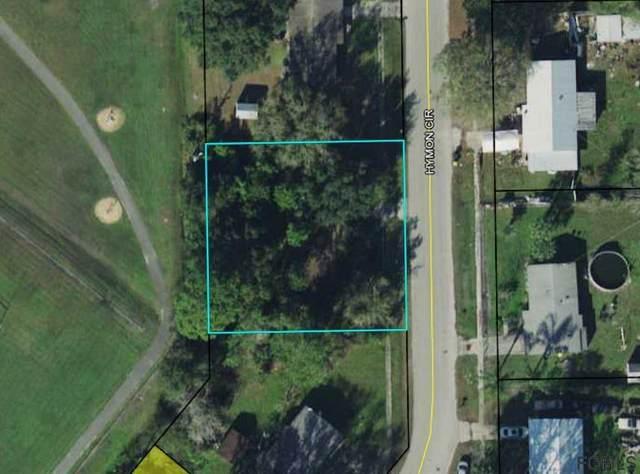 805 Hymon Circle, Bunnell, FL 32110 (MLS #270159) :: NextHome At The Beach II