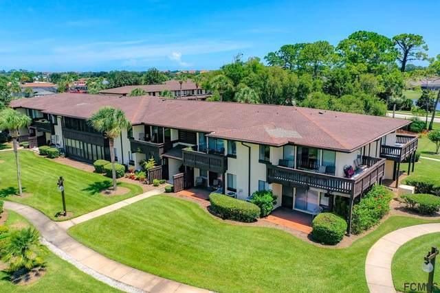 56 Club House Dr #202, Palm Coast, FL 32137 (MLS #270583) :: Endless Summer Realty