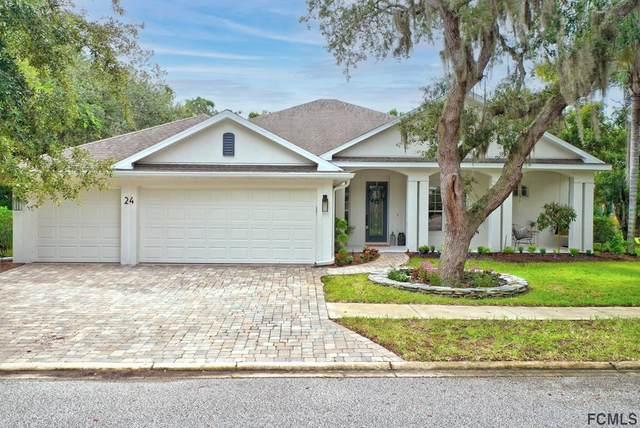 24 N Park Circle, Palm Coast, FL 32137 (MLS #270734) :: Olde Florida Realty Group