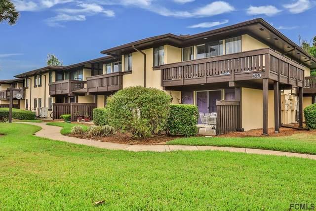 50 Club House Dr #103, Palm Coast, FL 32137 (MLS #270883) :: Endless Summer Realty