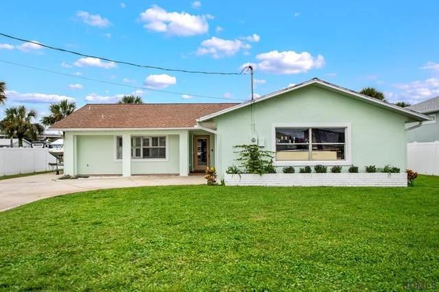 123 Palmetto Ave N, Flagler Beach, FL 32136 (MLS #270952) :: Olde Florida Realty Group