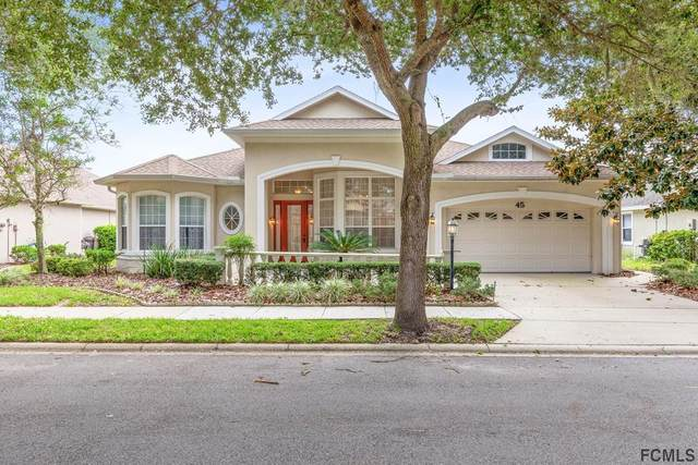 45 Lagare St, Palm Coast, FL 32137 (MLS #270980) :: Olde Florida Realty Group