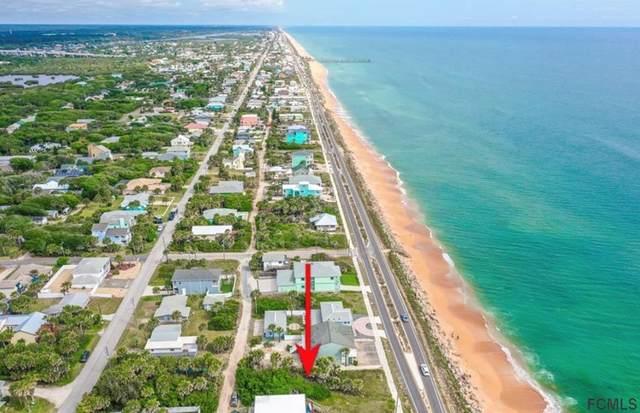 1518 S Ocean Shore Blvd, Flagler Beach, FL 32136 (MLS #271023) :: NextHome At The Beach II