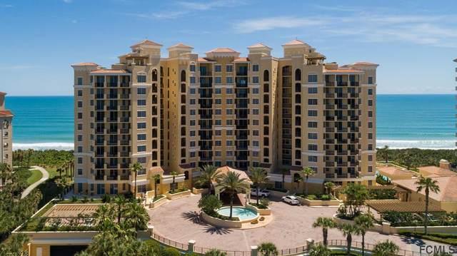 19 Avenue De La Mer #1101, Palm Coast, FL 32137 (MLS #271050) :: NextHome At The Beach II