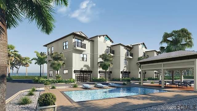 3590 S Ocean Shore Blvd #5, Flagler Beach, FL 32136 (MLS #271091) :: Endless Summer Realty