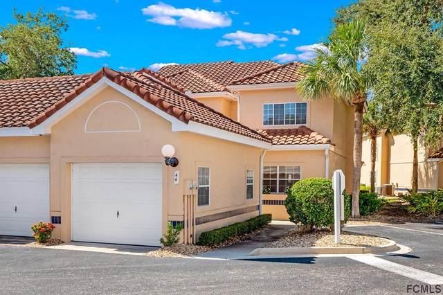 44 Captains Walk #44, Palm Coast, FL 32137 (MLS #271146) :: Endless Summer Realty