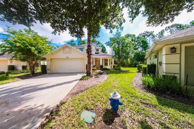 42 Crosstie Court, Palm Coast, FL 32137 (MLS #271148) :: Olde Florida Realty Group