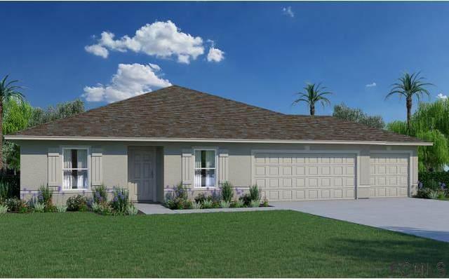 12 Powder Hill Ln, Palm Coast, FL 32164 (MLS #271208) :: NextHome At The Beach II