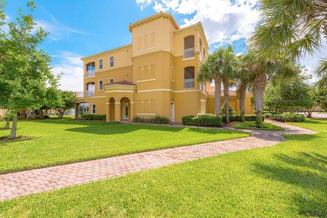 125 Avenue De La Mer #601, Palm Coast, FL 32137 (MLS #271249) :: NextHome At The Beach II