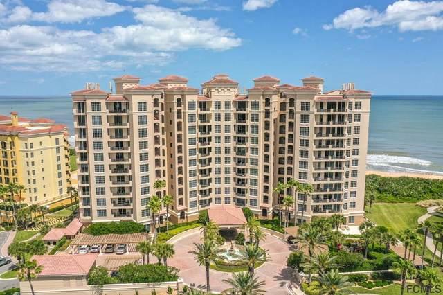 7 Avenue De La Mer #503, Palm Coast, FL 32137 (MLS #271288) :: NextHome At The Beach II