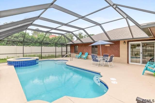 27 Patchogue Lane, Palm Coast, FL 32164 (MLS #271296) :: NextHome At The Beach II