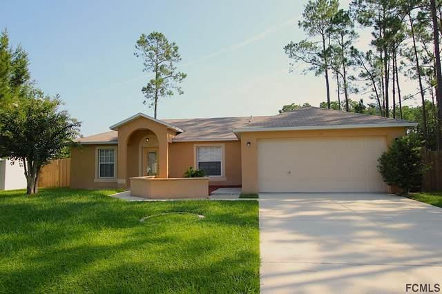 109 Red Mill Drive, Palm Coast, FL 32164 (MLS #271303) :: Dalton Wade Real Estate Group