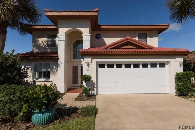 27 San Rafael Court, Palm Coast, FL 32137 (MLS #271331) :: NextHome At The Beach II