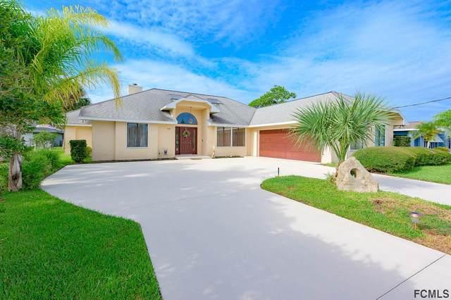 119 Cochise Court, Palm Coast, FL 32137 (MLS #271334) :: NextHome At The Beach II