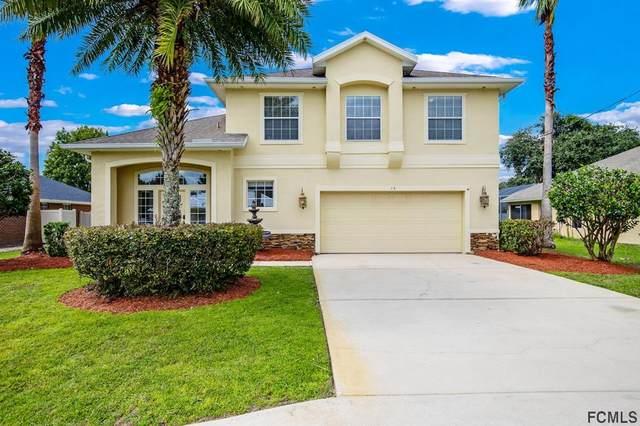 13 Lee Drive, Palm Coast, FL 32137 (MLS #271339) :: The DJ & Lindsey Team