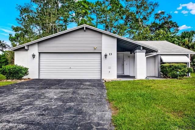 13 Cooper Lane, Palm Coast, FL 32137 (MLS #271375) :: Dalton Wade Real Estate Group