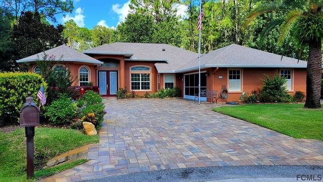 11 SW Eight Iron Place, Palm Coast, FL 32164 (MLS #271378) :: Dalton Wade Real Estate Group