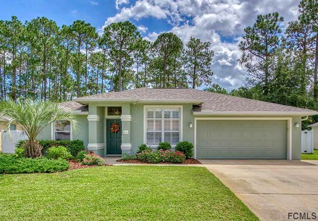 64 Brockton Lane, Palm Coast, FL 32137 (MLS #271383) :: Dalton Wade Real Estate Group