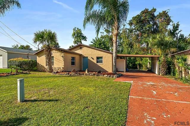 80 Forest Rd, Flagler Beach, FL 32136 (MLS #271627) :: NextHome At The Beach II