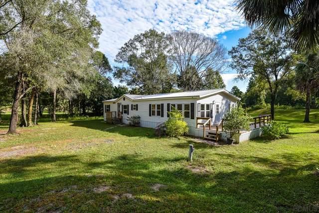 10610 W Deep Creek Blvd, Hastings, FL 32145 (MLS #271670) :: Keller Williams Realty Atlantic Partners St. Augustine