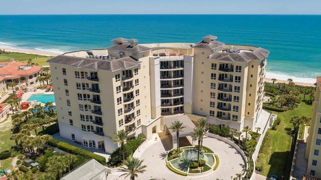 28 Porto Mar #701, Palm Coast, FL 32137 (MLS #271698) :: NextHome At The Beach II