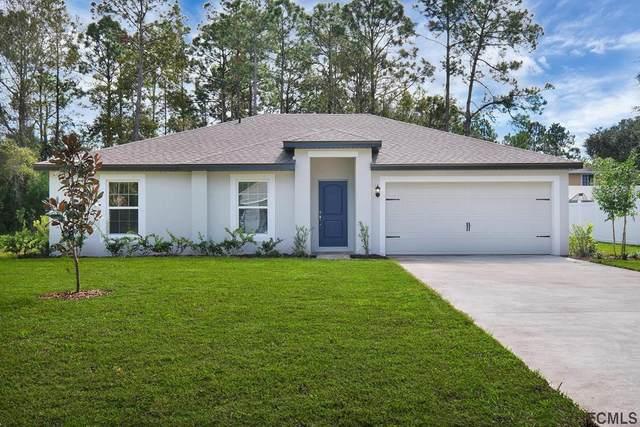 12 Ponderosa Lane, Palm Coast, FL 32164 (MLS #271761) :: Endless Summer Realty