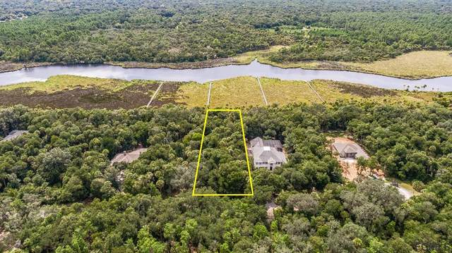 89 Bridle Ridge Court, Flagler Beach, FL 32136 (MLS #271855) :: Dalton Wade Real Estate Group