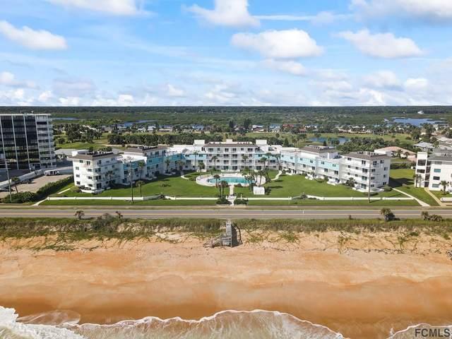 3510 S Ocean Shore Blvd #303, Flagler Beach, FL 32136 (MLS #271865) :: Endless Summer Realty