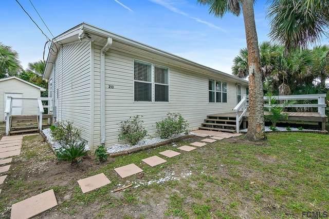 213 N 3rd St, Flagler Beach, FL 32136 (MLS #271869) :: Endless Summer Realty