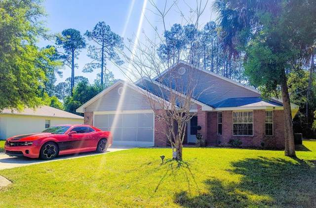 18 Richmond Drive, Palm Coast, FL 32164 (MLS #271884) :: Endless Summer Realty