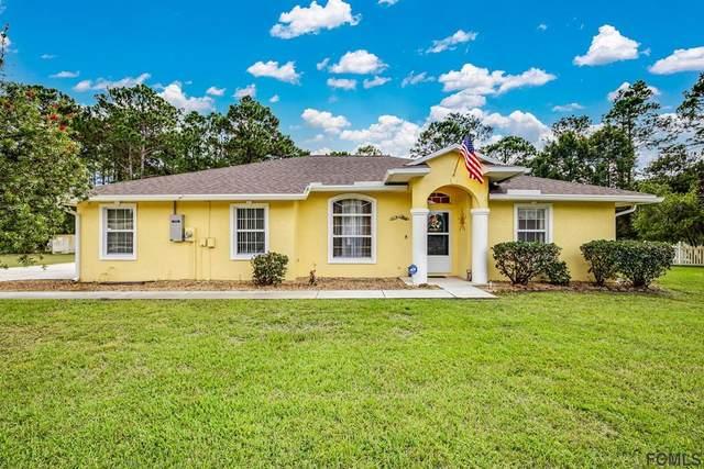 150 Pine Grove Dr, Palm Coast, FL 32164 (MLS #271887) :: Endless Summer Realty