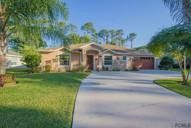 66 Pepperdine Drive, Palm Coast, FL 32164 (MLS #271900) :: Noah Bailey Group