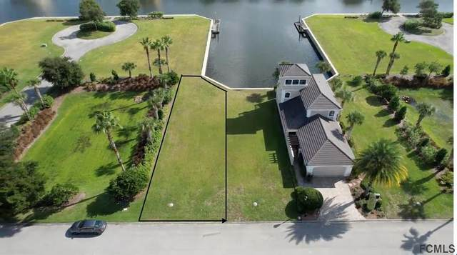 263 Yacht Harbor Dr, Palm Coast, FL 32137 (MLS #271910) :: NextHome At The Beach II