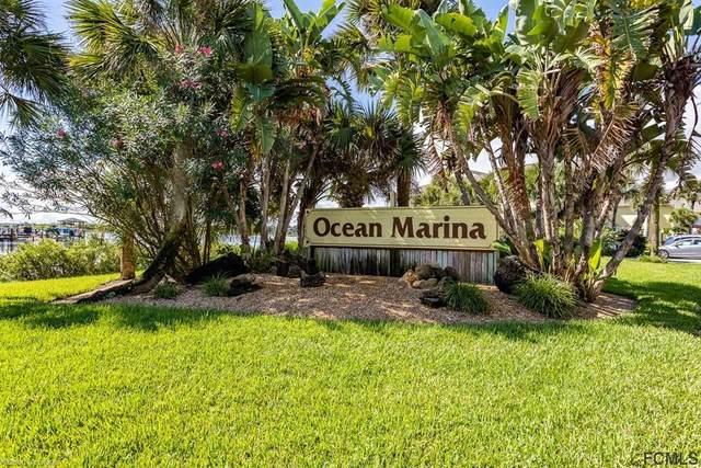 404 Ocean Marina Drive #103, Flagler Beach, FL 32136 (MLS #271927) :: Endless Summer Realty