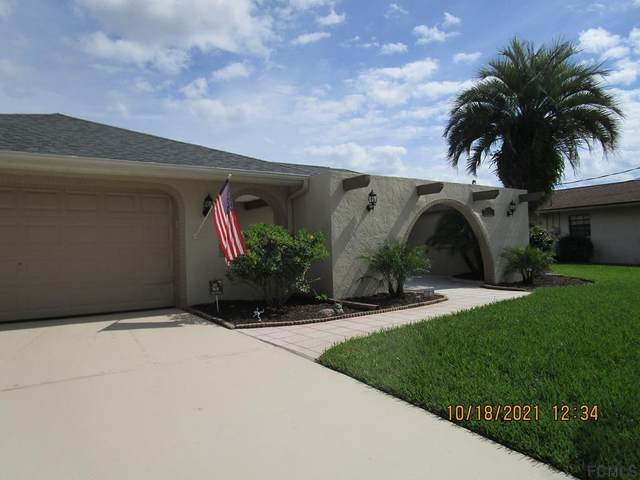 19 Clarendon Ct S, Palm Coast, FL 32137 (MLS #271932) :: Endless Summer Realty
