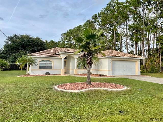 60 Reidsville Drive, Palm Coast, FL 32164 (MLS #271945) :: Endless Summer Realty