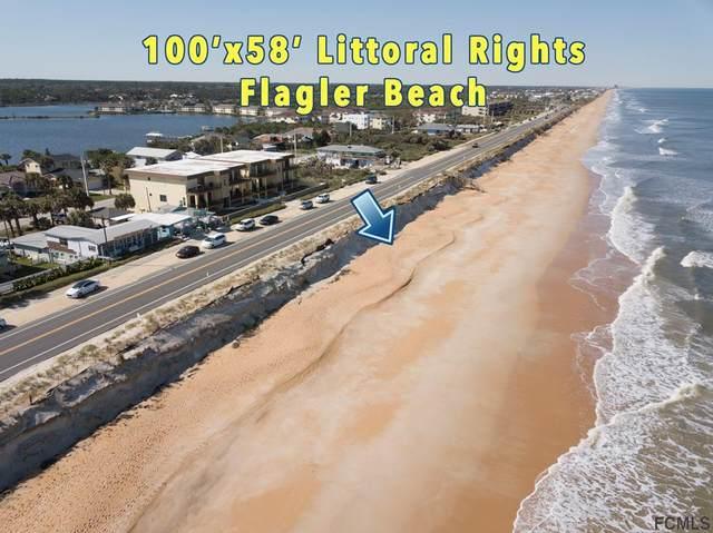 XXX Ocean Shore Blvd, Flagler Beach, FL 32136 (MLS #271947) :: Dalton Wade Real Estate Group