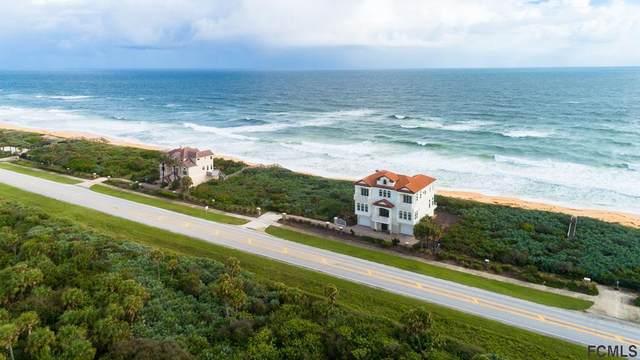 3753 N Ocean Shore Blvd, Palm Coast, FL 32137 (MLS #271975) :: The DJ & Lindsey Team