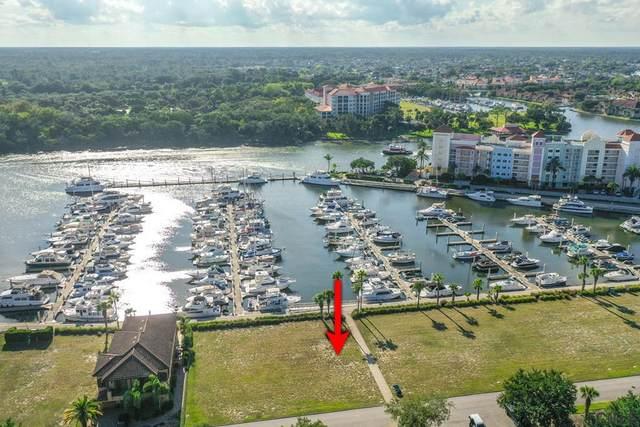 128 Harbor Village Pt S, Palm Coast, FL 32137 (MLS #272006) :: The DJ & Lindsey Team