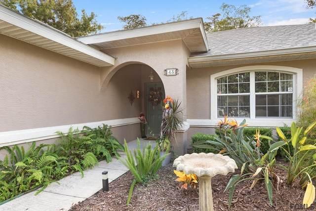 43 Kalamazoo Trail, Palm Coast, FL 32137 (MLS #272009) :: Dalton Wade Real Estate Group