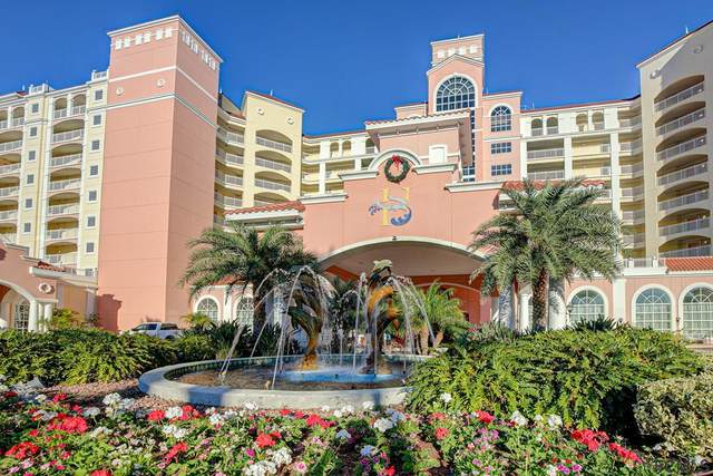 200 Ocean Crest Drive #708, Palm Coast, FL 32137 (MLS #272020) :: The DJ & Lindsey Team