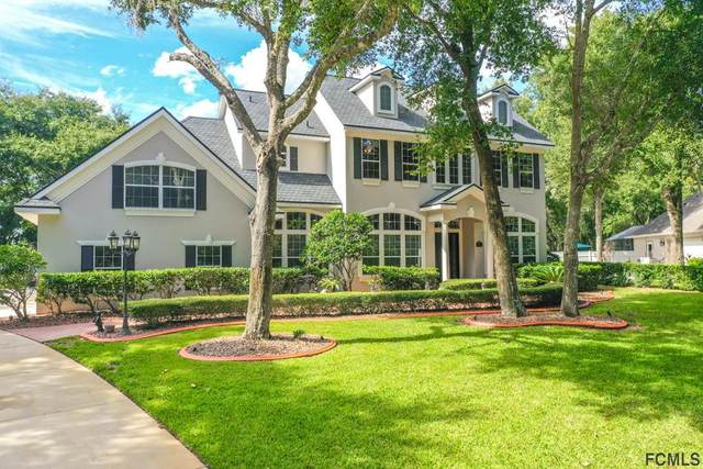 4 Audubon Ln, Flagler Beach, FL 32136 (MLS #272041) :: The DJ & Lindsey Team