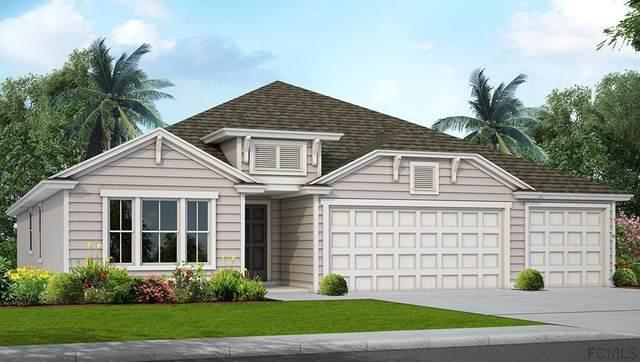 38 Whippoorwill Drive, Palm Coast, FL 32164 (MLS #272043) :: The DJ & Lindsey Team